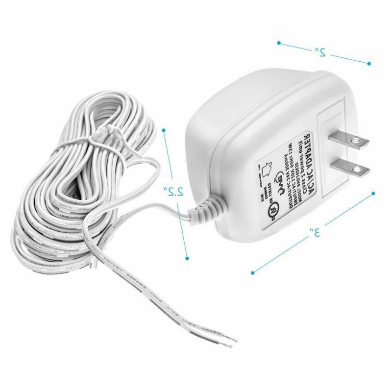 c wire power adapter transformer