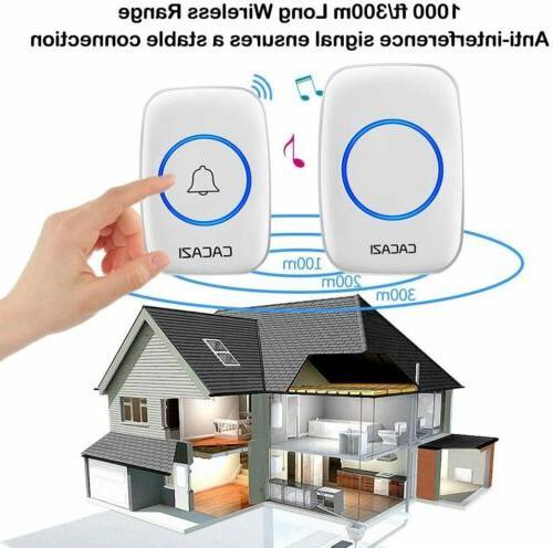 Wireless Door 1000Ft