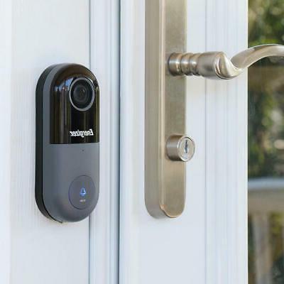 Energizer Connect Smart Security Doorbell Camera Video