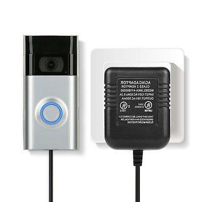 Cord Supply Transformer Ring Video Doorbell Pro