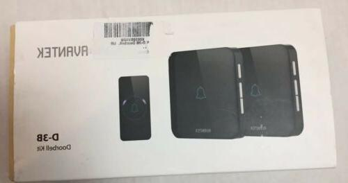 d 3b wireless doorbell waterpoof door bell