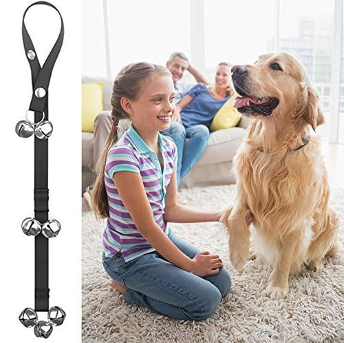 Training Great Dog Bells Door Dog for Training Your Easy - Quality Large by papikin