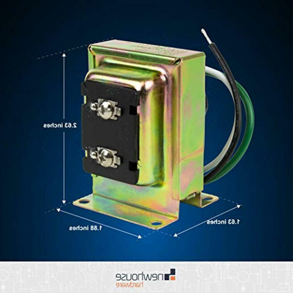 Door Chime Transformer Wired 16V 10-VAC