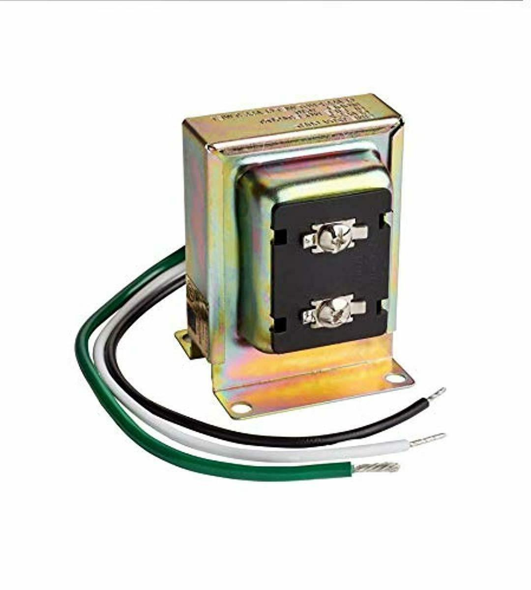 door bell chime ring transformer wired replacement