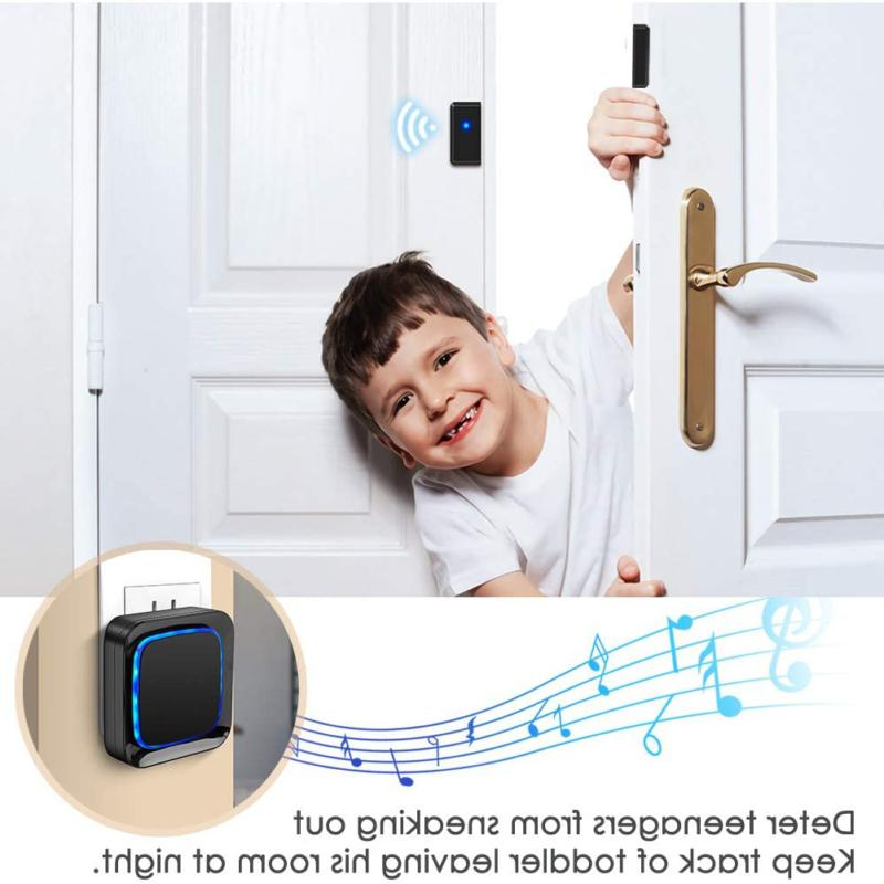 Door Wireless Coolqiya
