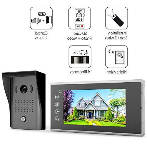 1byone Door Phone Intercom System x inches