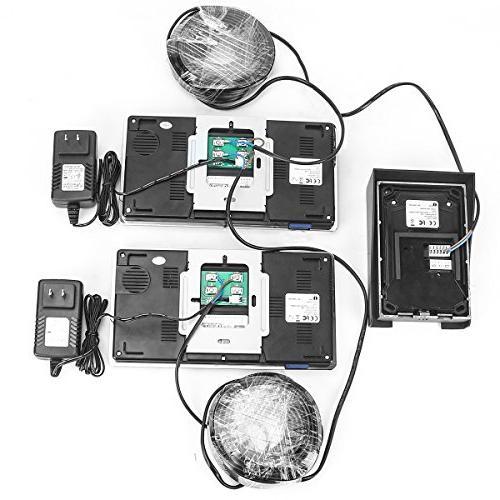 Intercom System Video Doorbell Kit x x 4.1