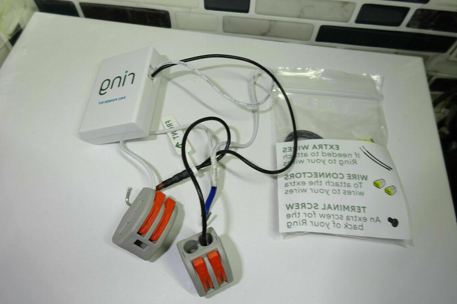 doorbell pro wi fi power kit version