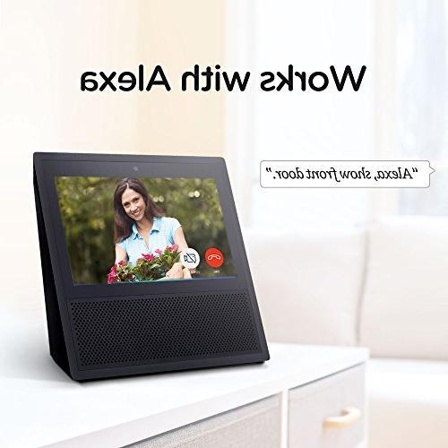 Zmodo Greet Video Camera w/ Viewing Angle, with Alexa