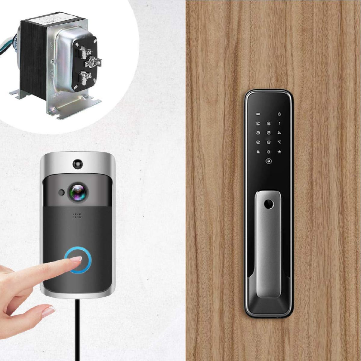 Doorbell 8V/16V/24V, Comptible with Ring Video Doorbell Pro