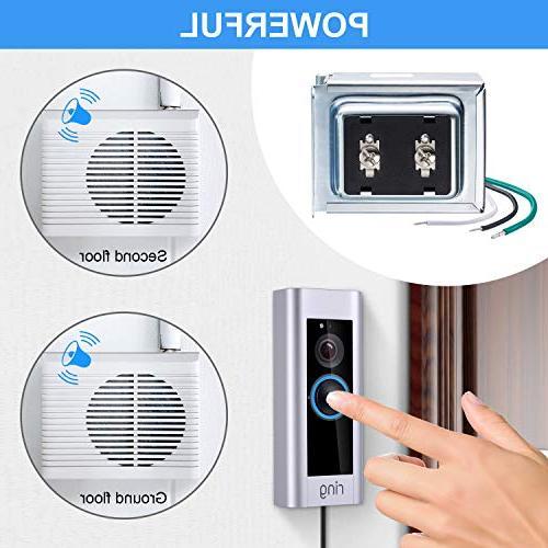 Doorbell Ring Video Doorbell Pro 16v Chime
