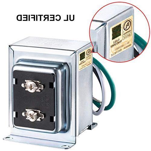 Doorbell Transformer Ring Video 16v 30va Chime Transformer