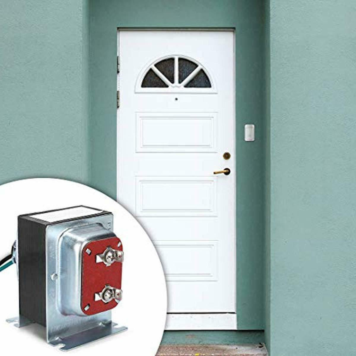 Doorbell Chime Transformer Compatible Ring Vide