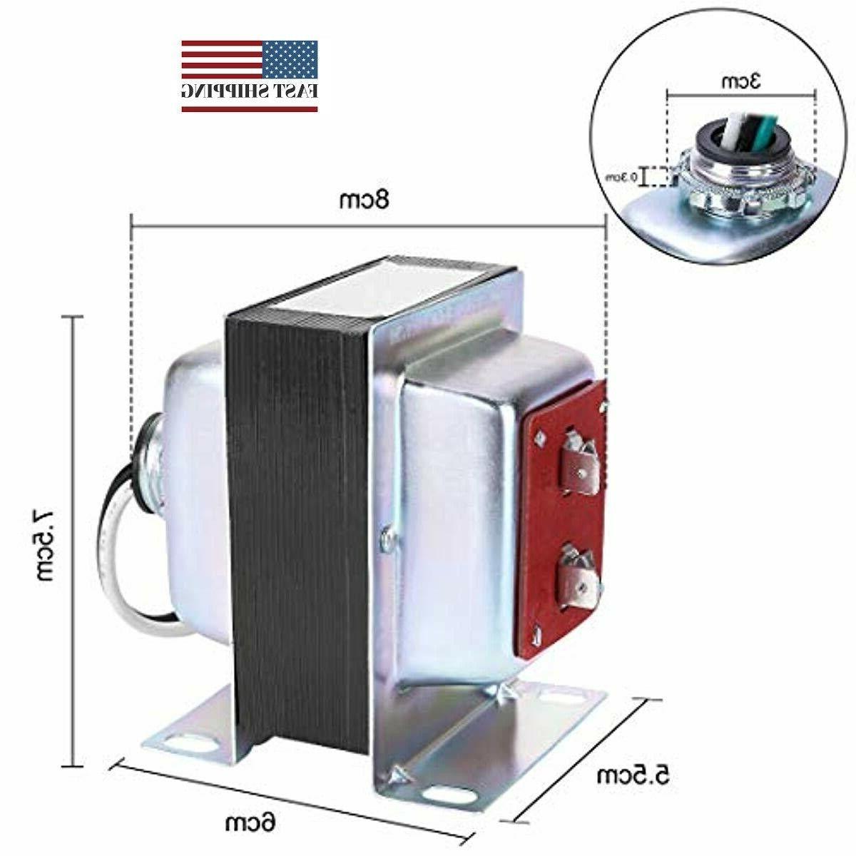 Doorbell Transformer, Chime R