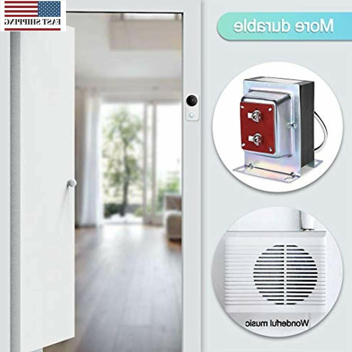 Doorbell Chime Transformer R