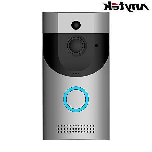 Alloet Video Wireless Doorbell+