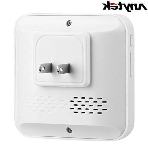 Alloet Doorbell, Wireless Video Doorbell+
