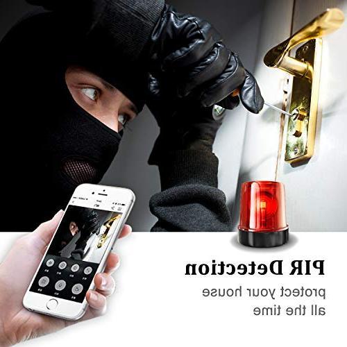 Video Doorbell Detection 720P HD Doorbell Security & Video Night Support
