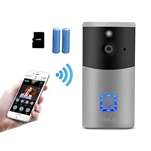doorbell wifi pir motion