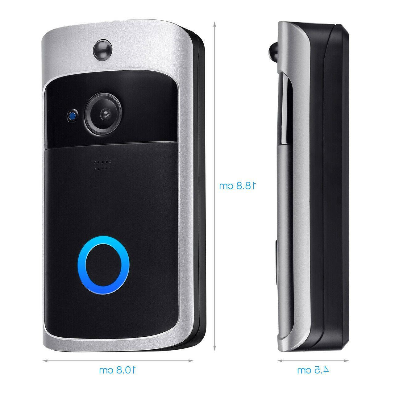 Two-Way Wireless PIR Doorbell HD