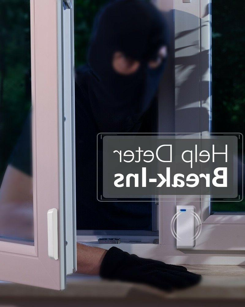 EU Wireless Window/Door Chime Doorbell Sensor