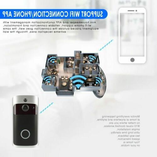 Wireless Smart Doorbell WiFi Vision Receiver