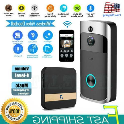hd ring video doorbell pro wifi 1080p