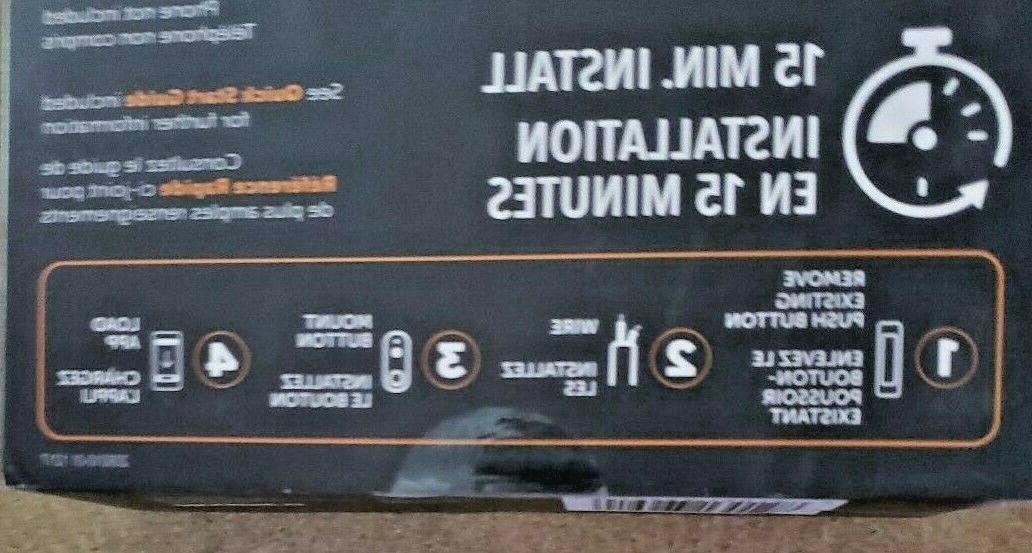 Heath Zenith Hardwire Doorbell W/