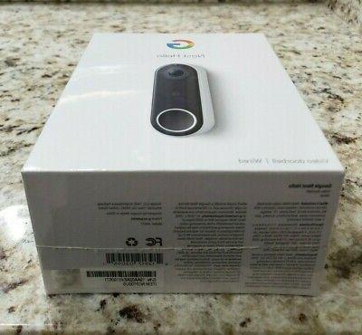NEST Video Doorbell HDR Full HD - Sealed