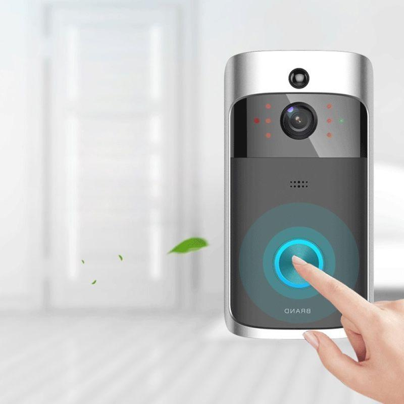 Home Pro WiFi Phone Camera Bell Detection