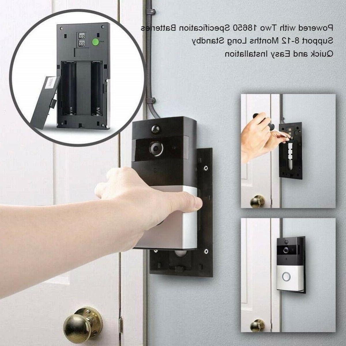 Home Pro WiFi Smart Phone 720P DoorBell Camera Door Detection