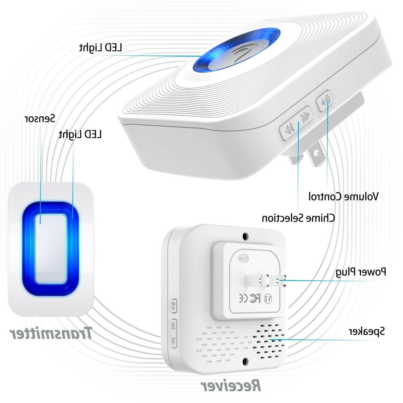 Home Security Wireless Motion Sensor