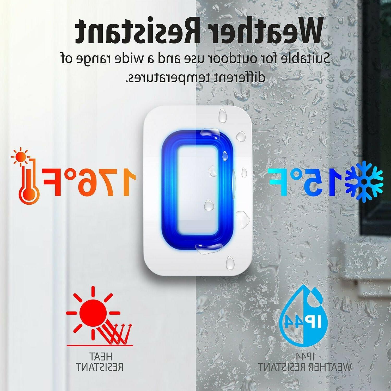 Home Security Alarm Outdoor Motion Sensor