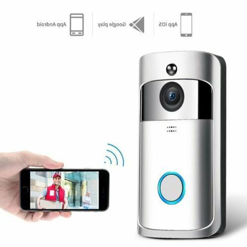 Smart Wifi Camera Video Remote Intercom