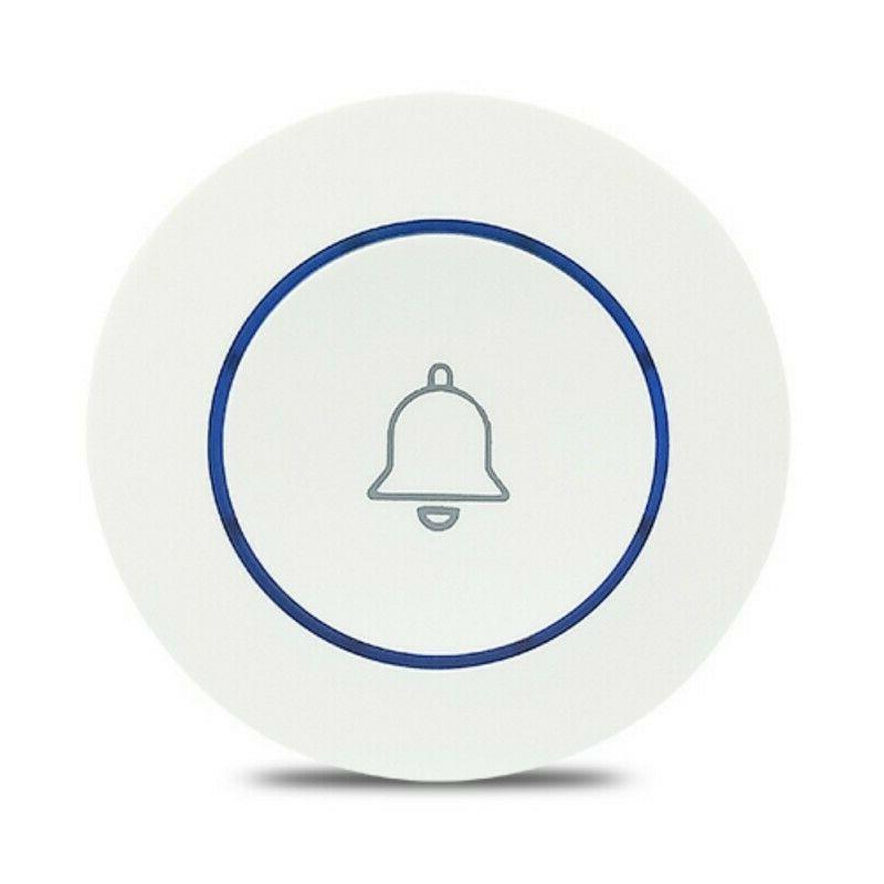 Home Outdoor Button Smart Doorbell