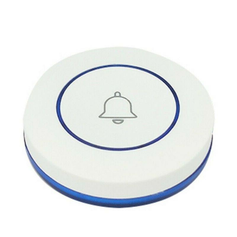 Home Delicate Alarm Doorbell