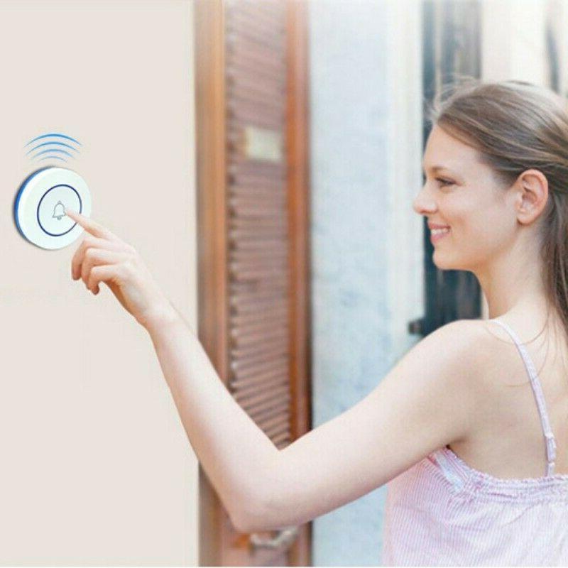 home simple delicate alarm outdoor button smart