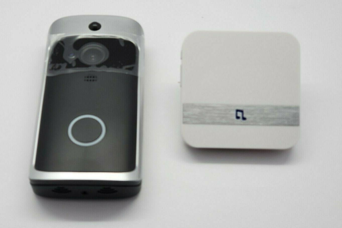 Home Smart Bell Intercom IR Security