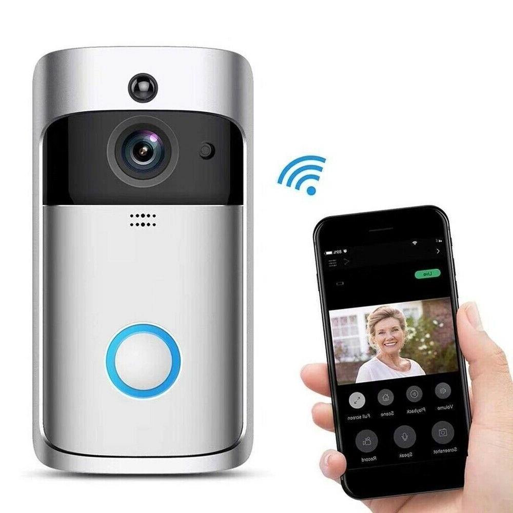 Home Door Bell Doorbell Remote Intercom IR Security