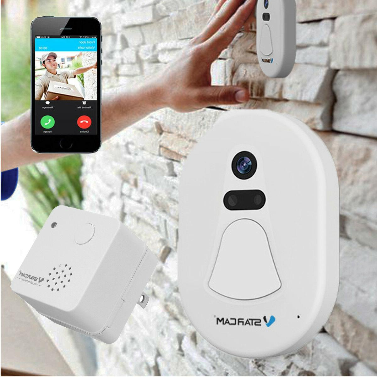 Home Ring Wireless Phone Door Security