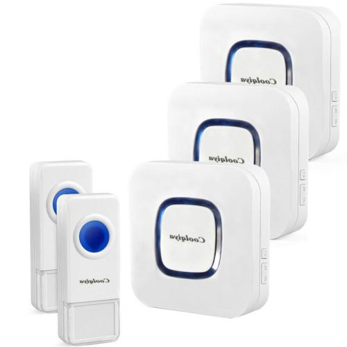 home wireless doorbell portable remote