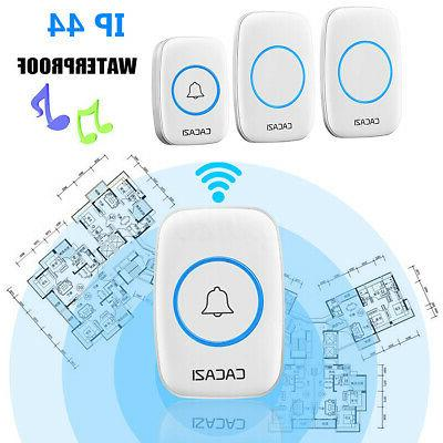 Home Wireless Doorbell 300M transmitter