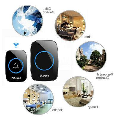Home Doorbell Remote 300M Distance Waterproof 1