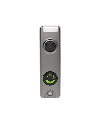 1080p Wi-Fi Video Silver Finish