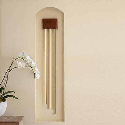 long bell doorbell chime tubular brass bells