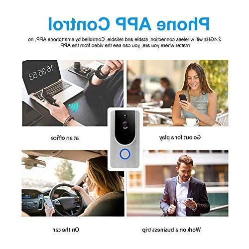 Camera WiFi Door Intercom