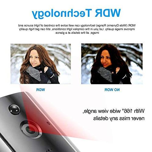 Alloet Wireless WiFi Video Intercom