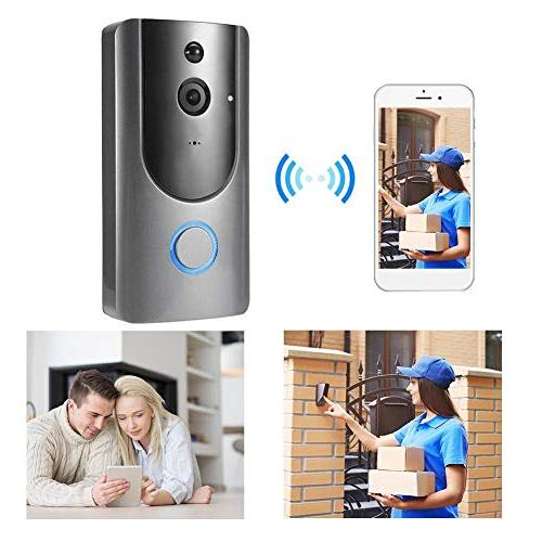 Alloet Camera HD Smart WiFi Door Intercom