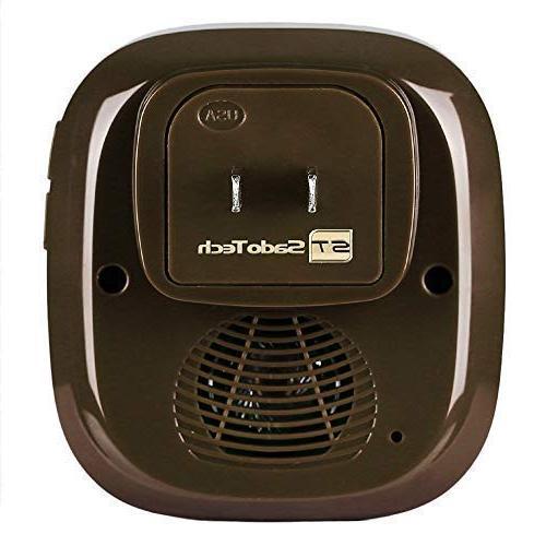 SadoTech Model CXR Wireless Doorbell with Remote Button 2 Plugin Receivers 5