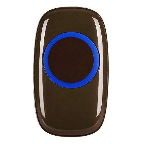SadoTech Doorbell with Button and 2 Receivers 5